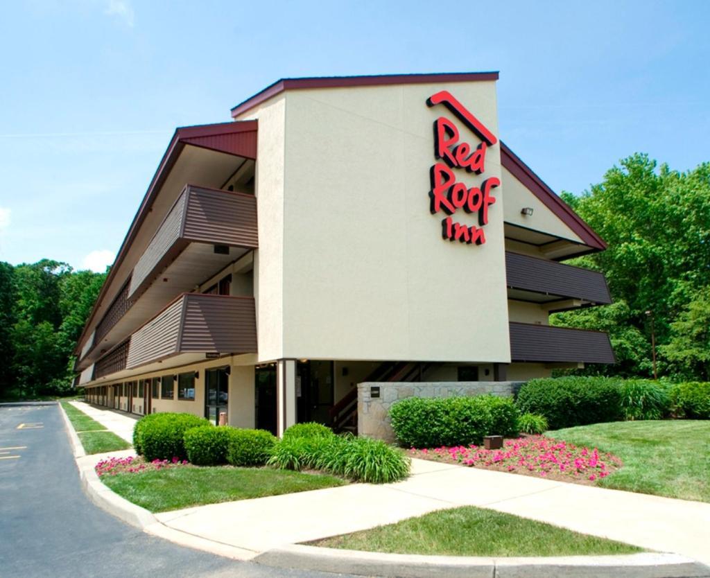 Отель  Отель  Red Roof Inn Allentown Airport
