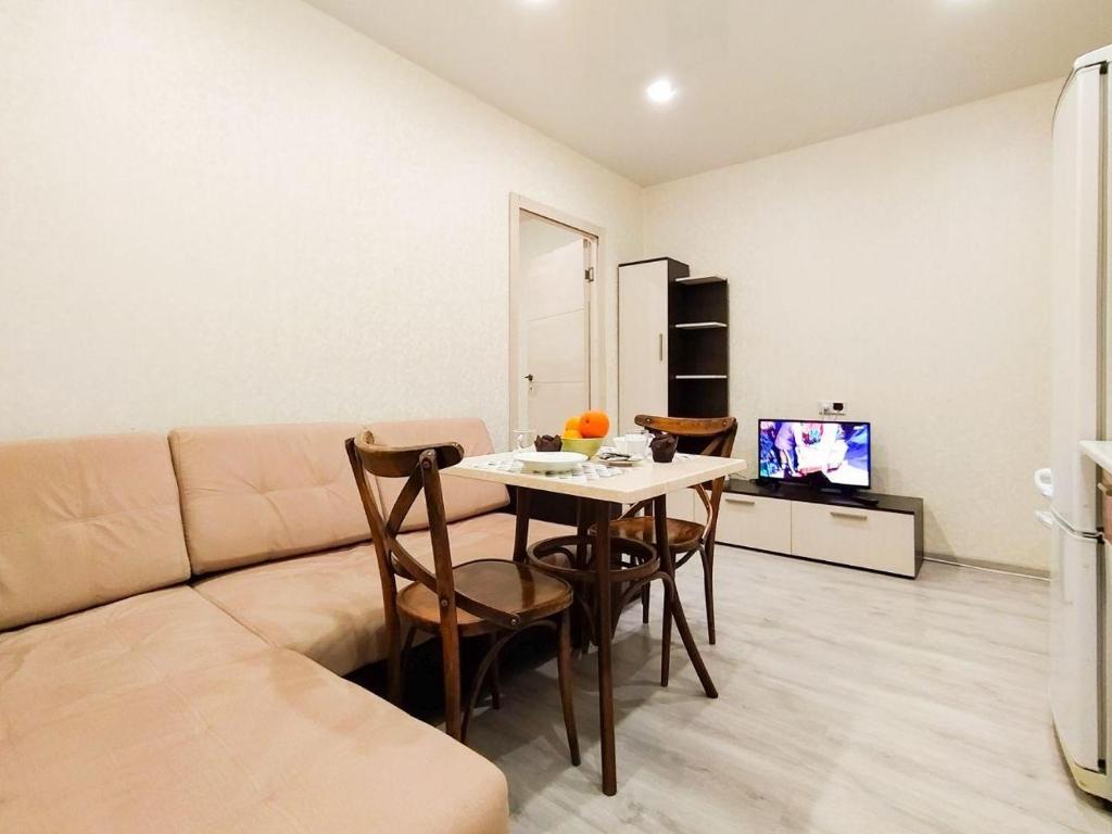 Апартаменты/квартира  Светлая 1к квартира в Новом Домодедово  - отзывы Booking