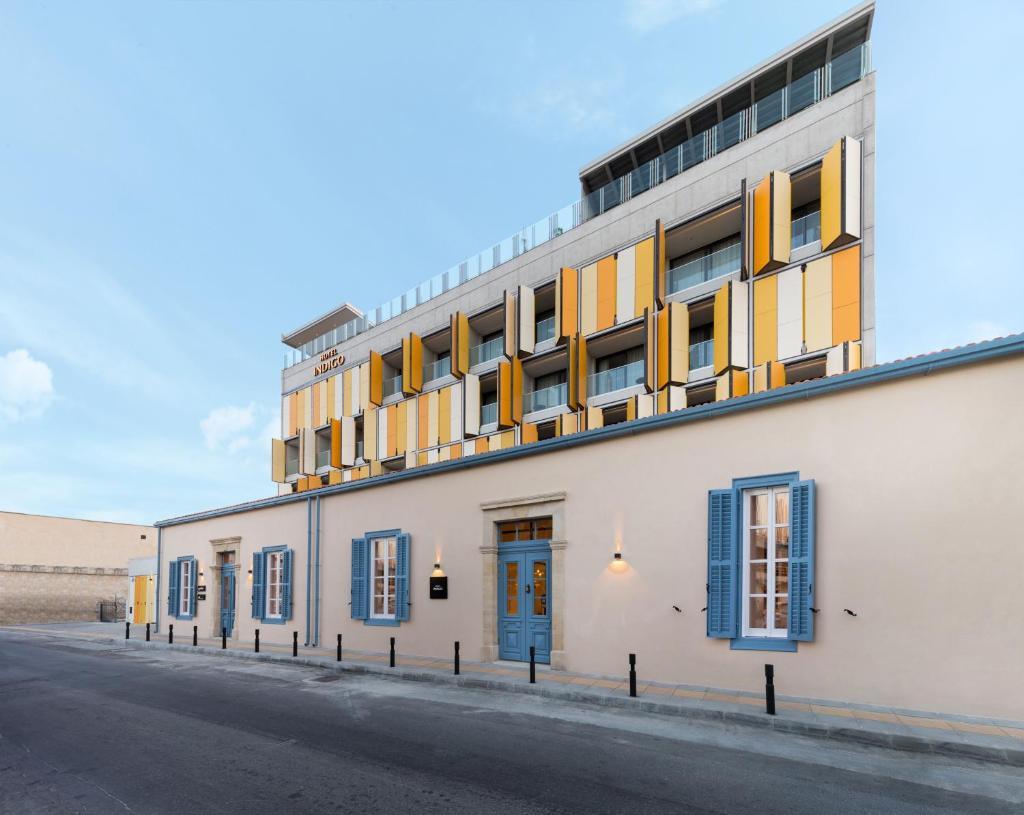 Отель  Hotel Indigo Larnaca - Adults Only, an IHG Hotel  - отзывы Booking