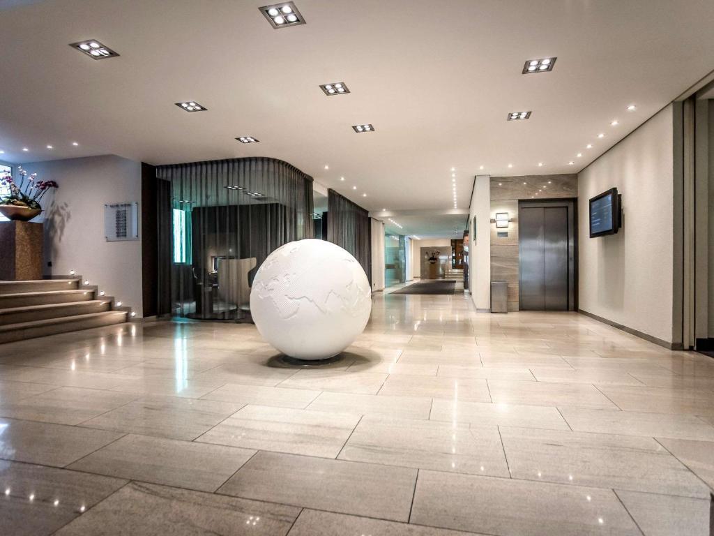 Отель Pullman Eindhoven Cocagne - отзывы Booking