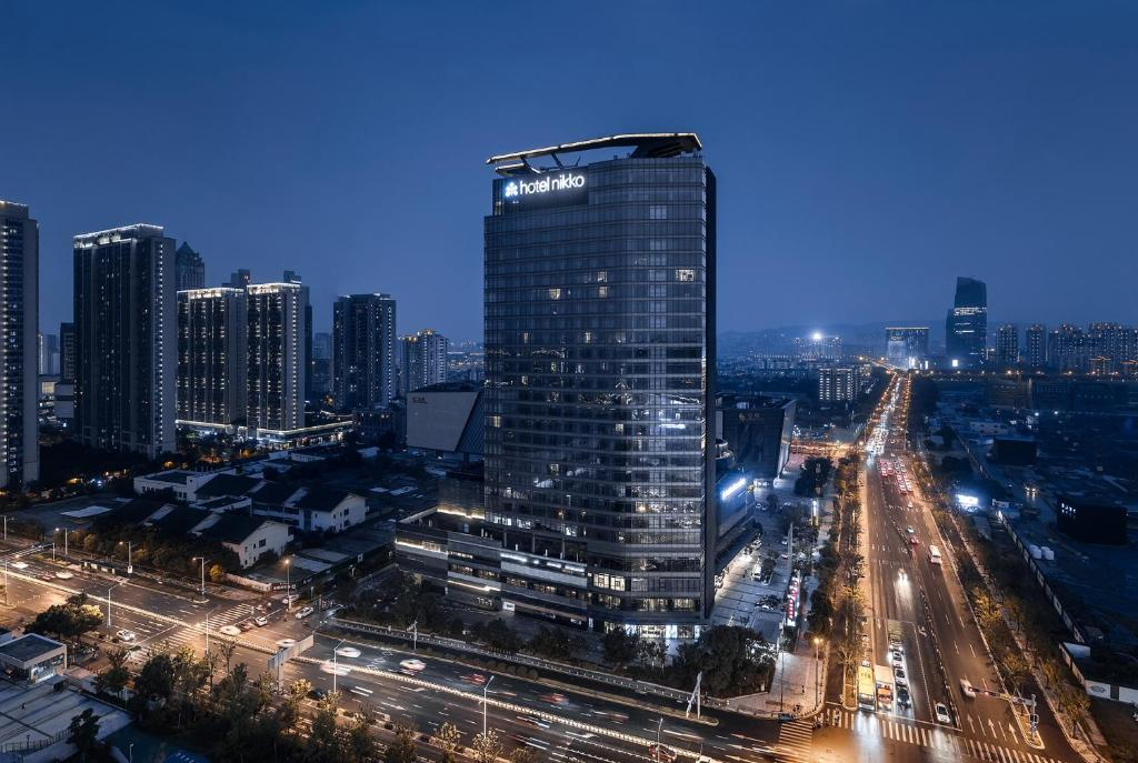 Отель  Hotel Nikko Suzhou