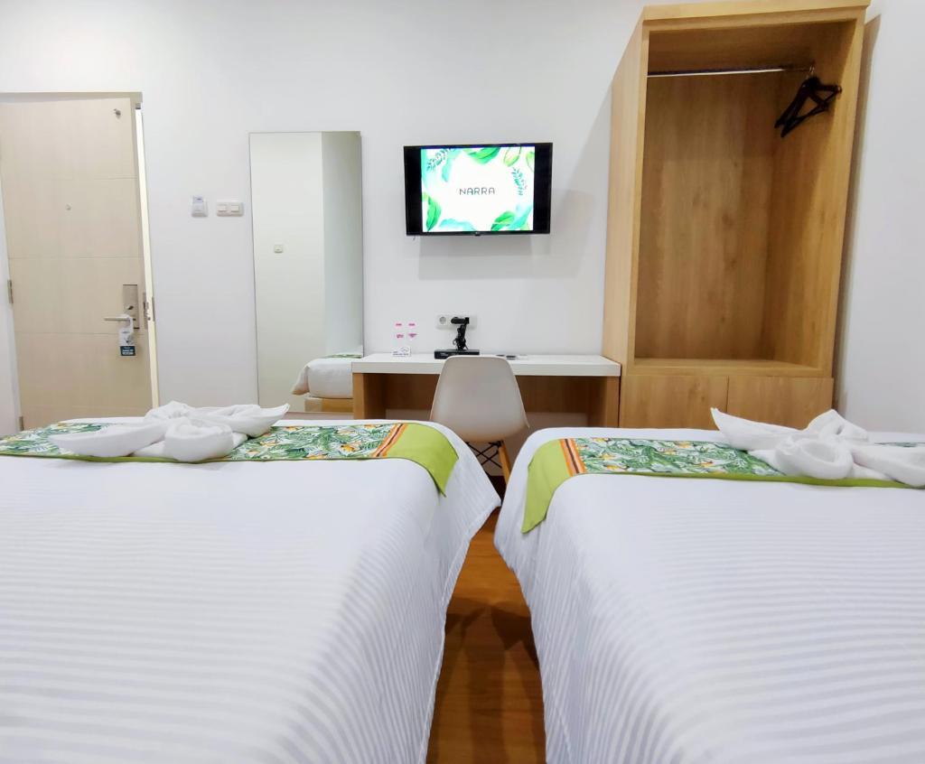Отель  Narra Hotel Semarang  - отзывы Booking
