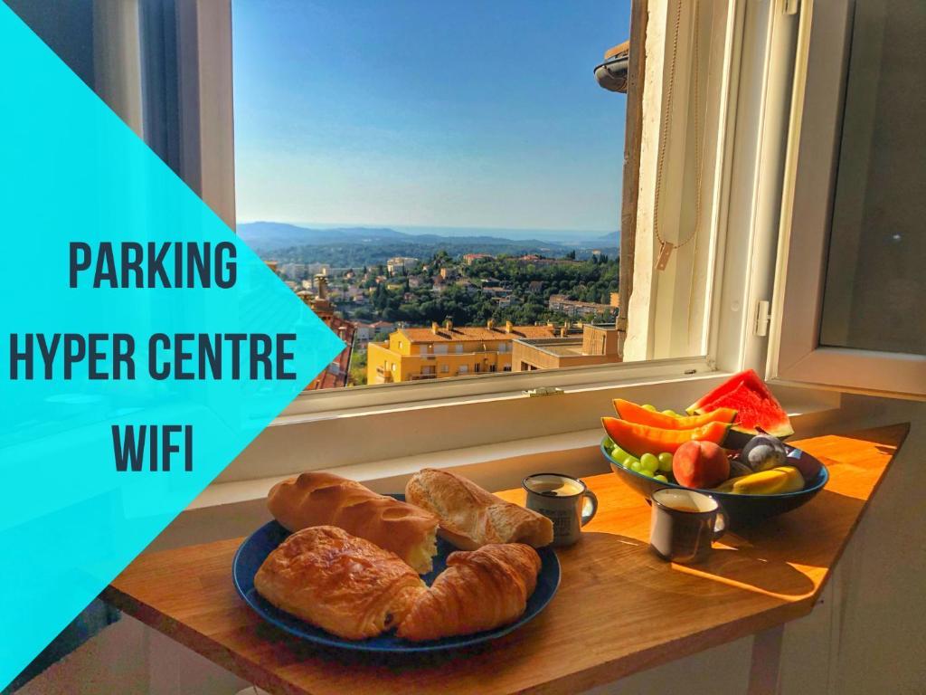 Фото Апартаменты/квартира Parking Privé - Vue Mer - WiFi - Centre Historique
