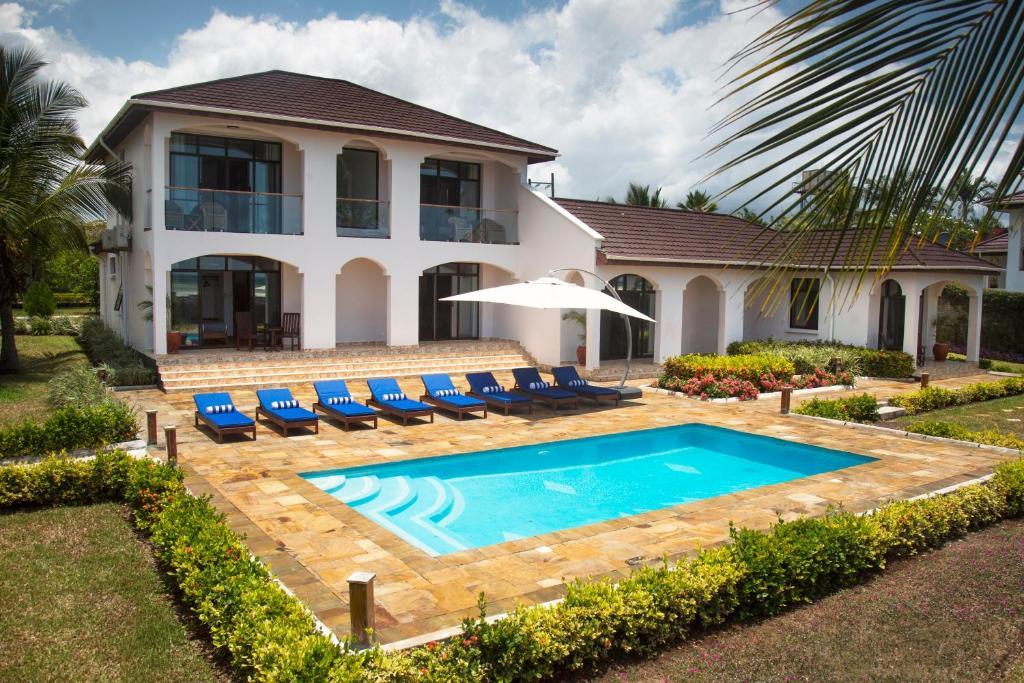 Вилла  Kena Beach Villas  - отзывы Booking