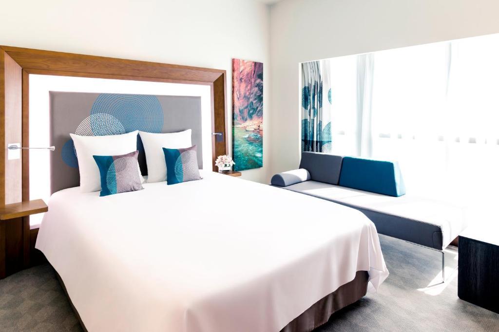Отель  Novotel Fujairah  - отзывы Booking
