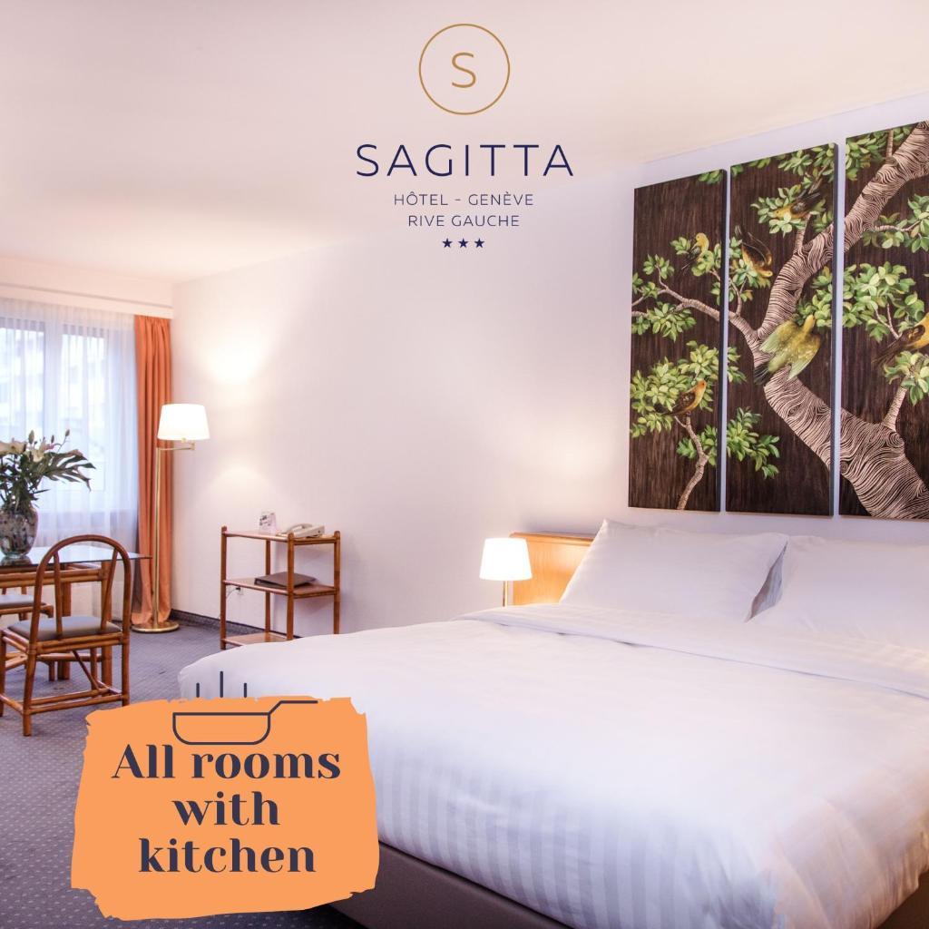 Отель Отель Sagitta Swiss Quality Hotel