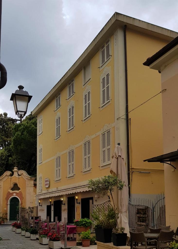 Отель  Hotel Doria  - отзывы Booking