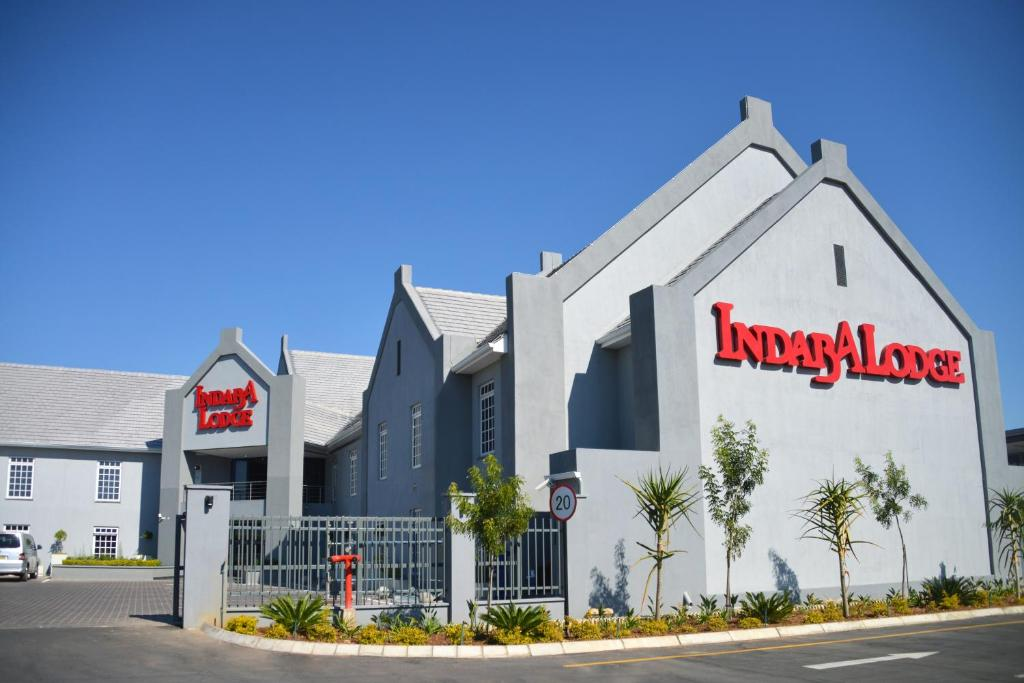 Отель Indaba Lodge Gaborone - отзывы Booking