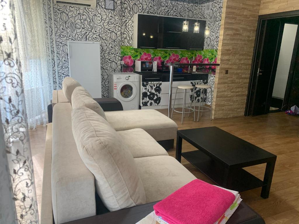 Апартаменты/квартира  Студия 40 возле Мамаева Кургана  - отзывы Booking
