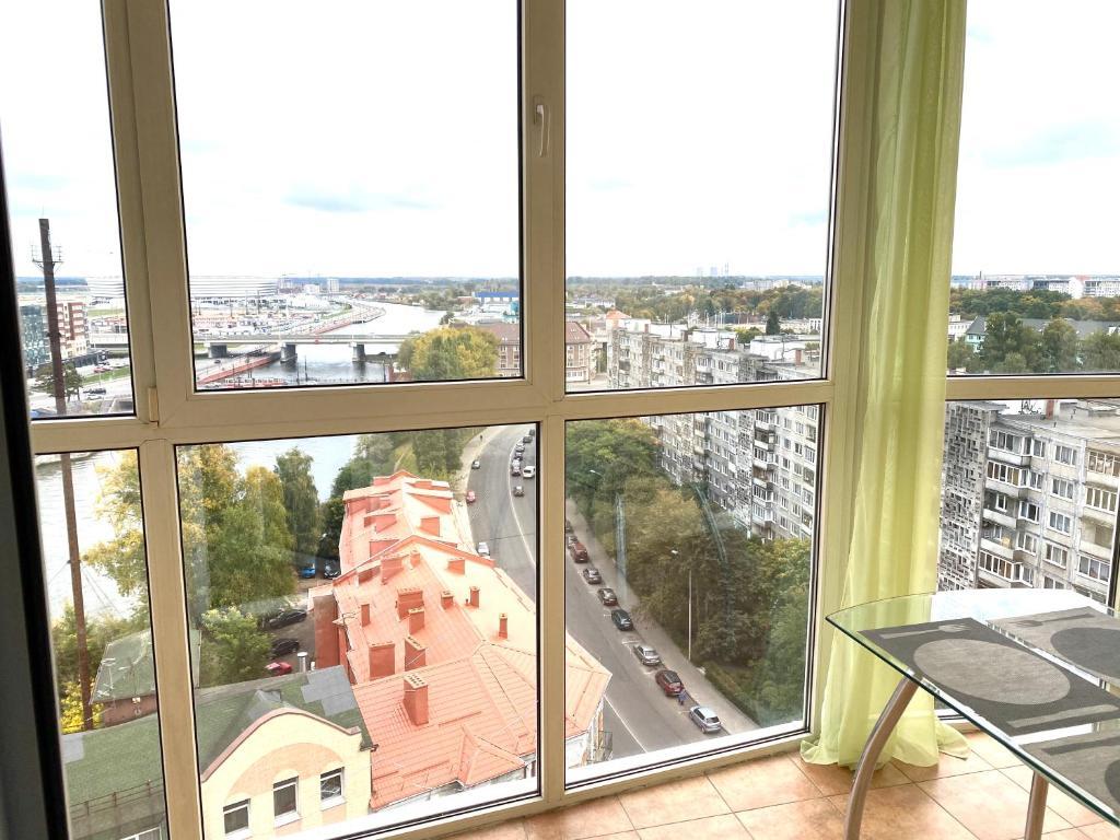 Апартаменты/квартира  Панорамная с видом на реку и Рыбную деревню  - отзывы Booking