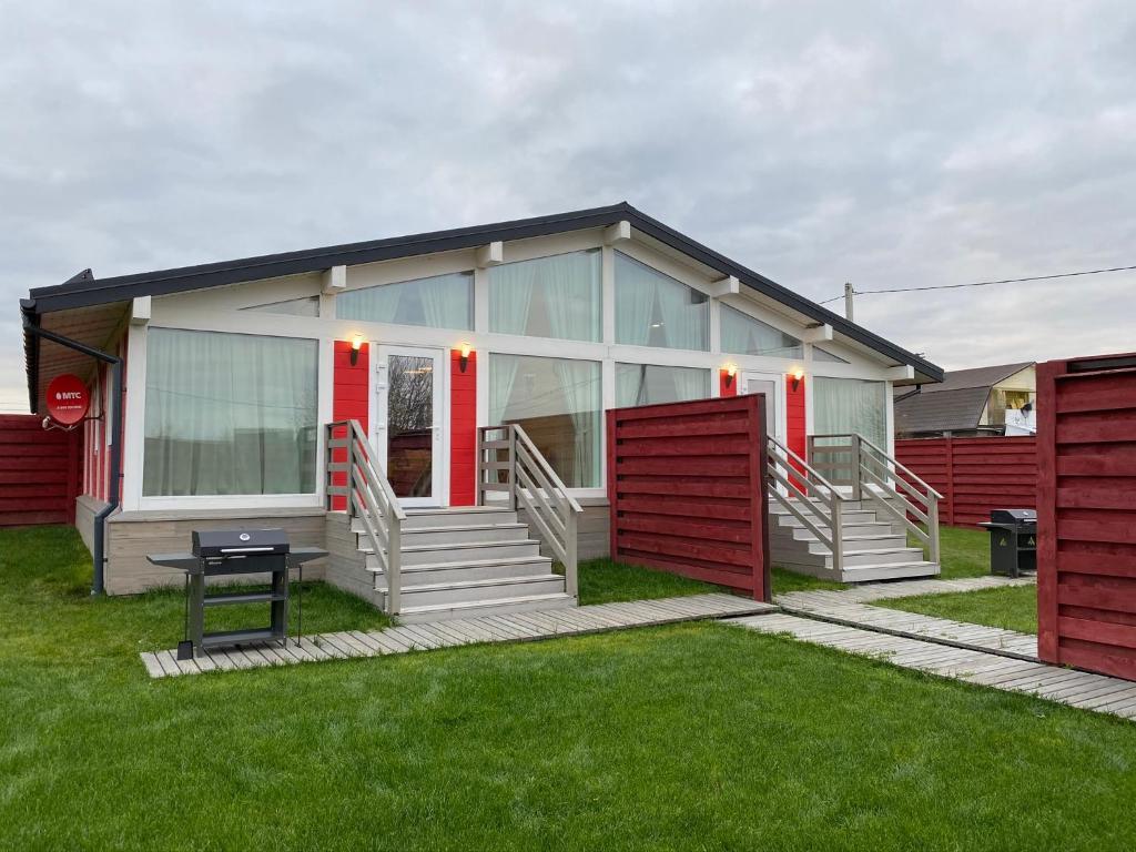 Дом для отпуска Canada House - отзывы Booking