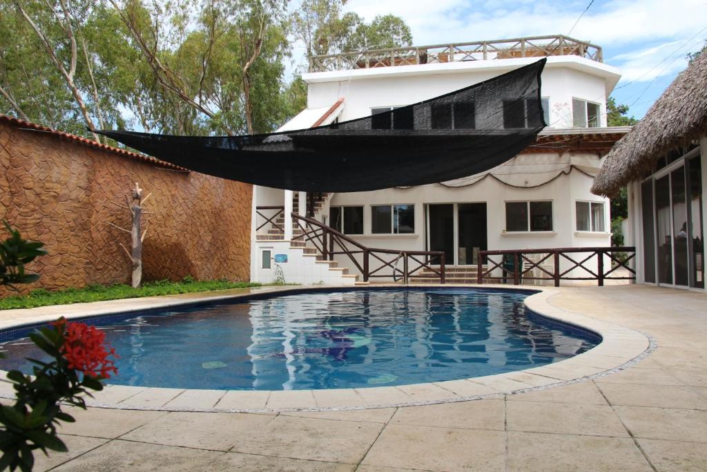 Дом для отпуска  Casa De Playa Asunción