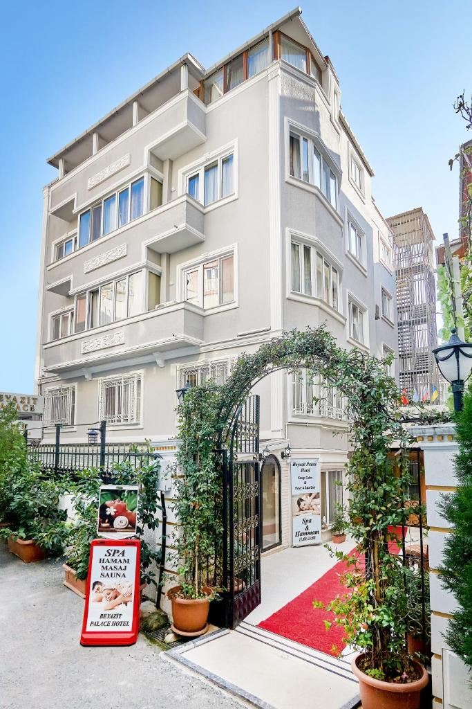 Отель Beyazit Palace Hotel & Spa