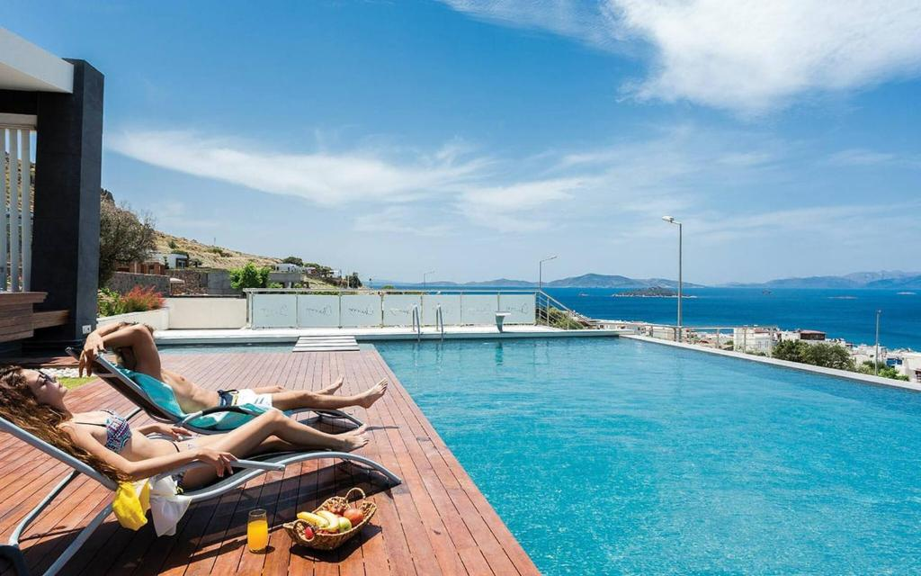 Вилла  Super Luxury Villa With Amazing View And Pool