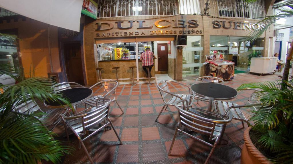 Отель HOTEL DULCES SUEÑOS - отзывы Booking