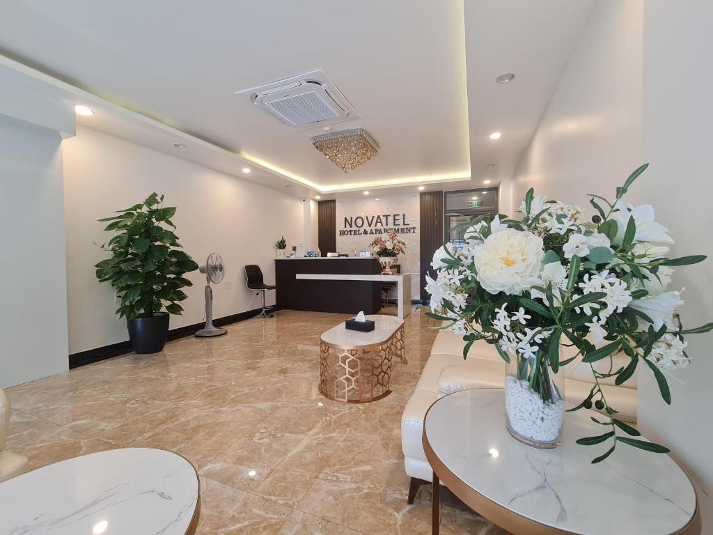 Апарт-отель Novatel Hotel & Apartment