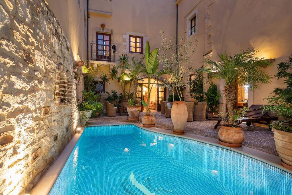 Отель  Palazzino Di Corina  - отзывы Booking