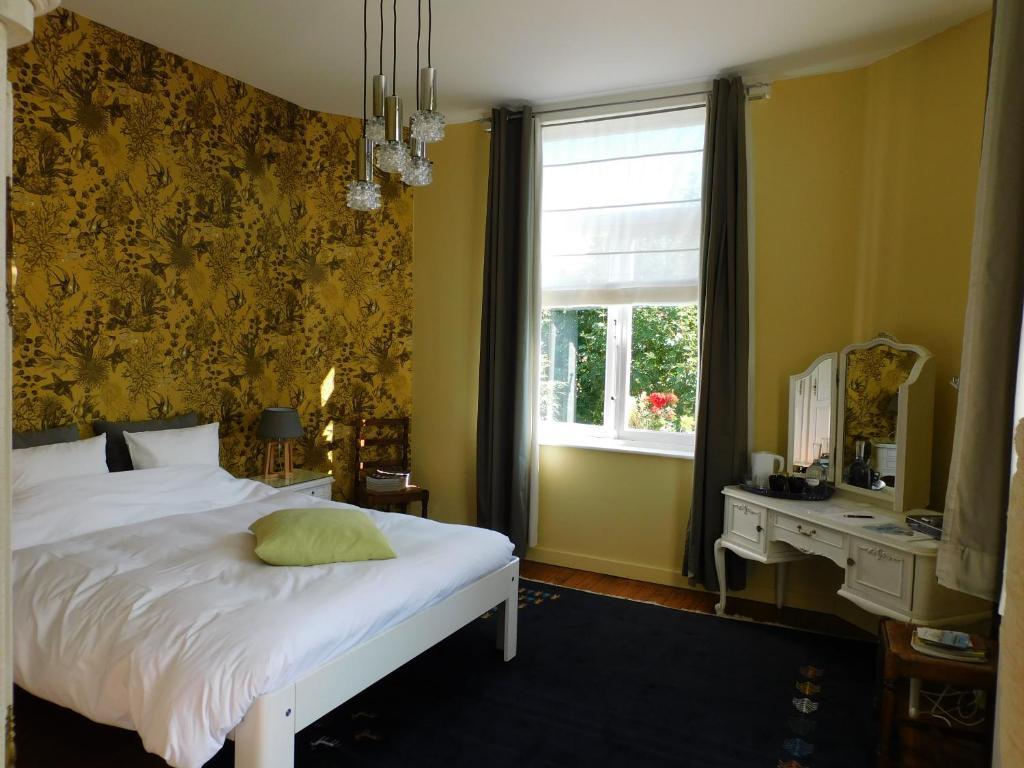 Отель типа «постель и завтрак»  B&B Villa D'Hondt  - отзывы Booking