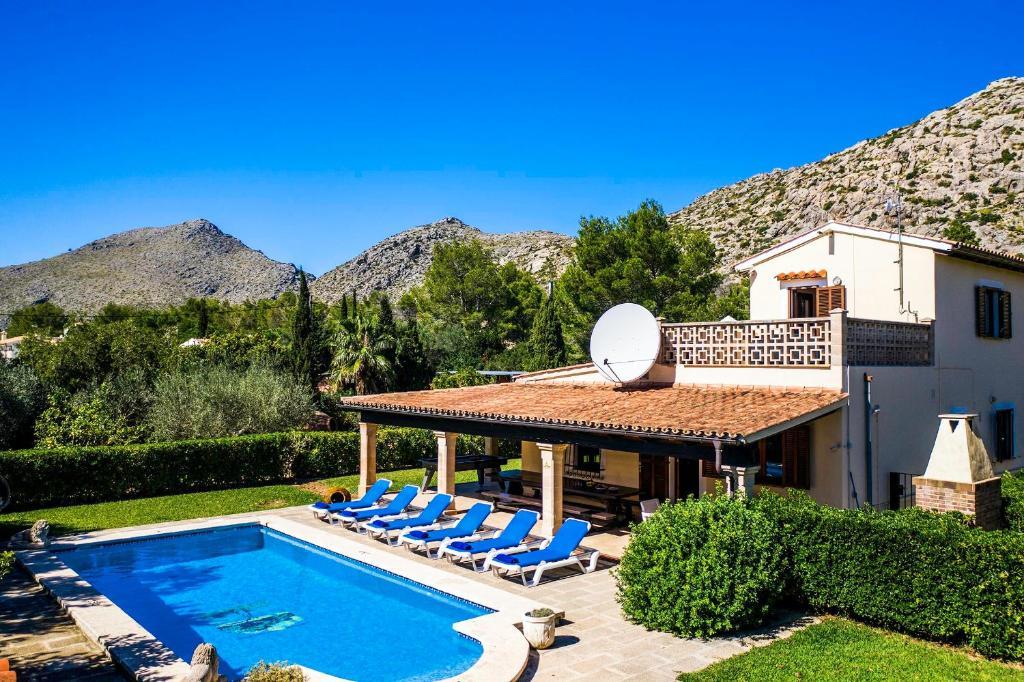 Вилла  Villa BARRACA  - отзывы Booking