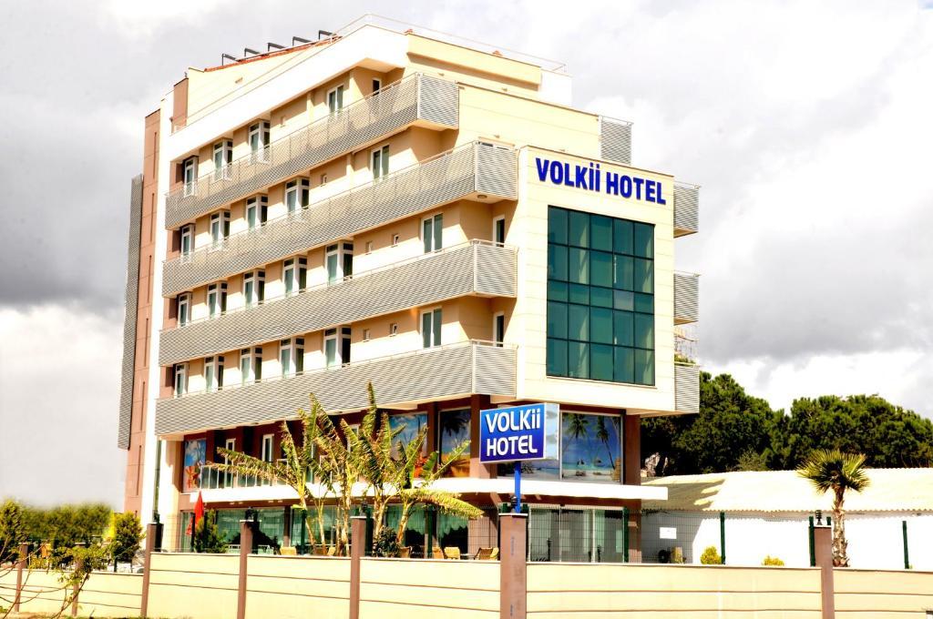 Отель  Отель  Volkii Hotel