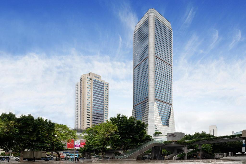 Отель  Crowne Plaza Guangzhou City Centre, An IHG Hotel