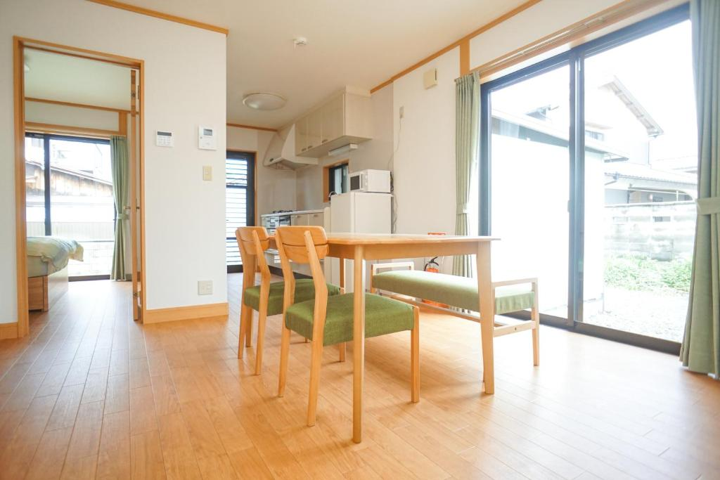 Апартаменты/квартира  薬水君近江八幡水郷民泊貸し切り  - отзывы Booking