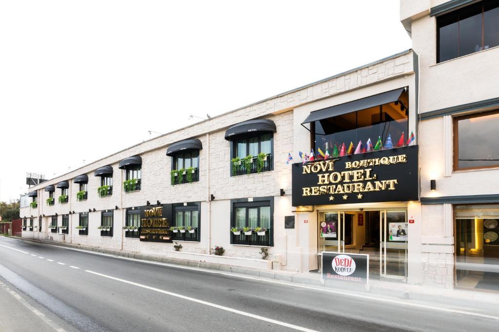 Отель типа «постель и завтрак»  Florya Novi Boutique Hotel  - отзывы Booking