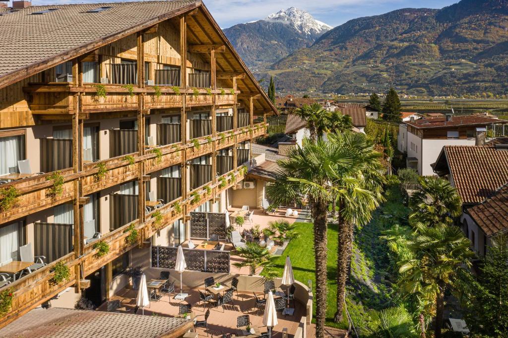 Отель  MONDI Hotel Tscherms  - отзывы Booking