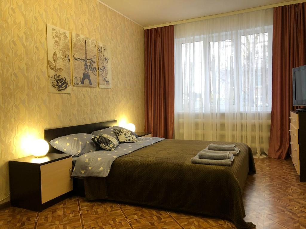 Апартаменты/квартира Apart_Shuya - отзывы Booking