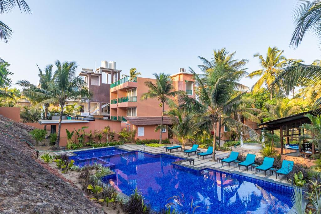 Курортный отель  Regenta Place Mandrem Beach Resort  - отзывы Booking
