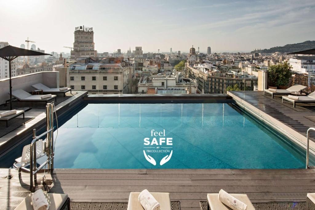Отель NH Collection Barcelona Gran Hotel Calderon - отзывы Booking
