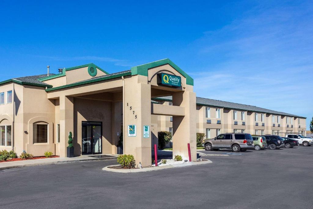 Отель Quality Inn & Suites - отзывы Booking