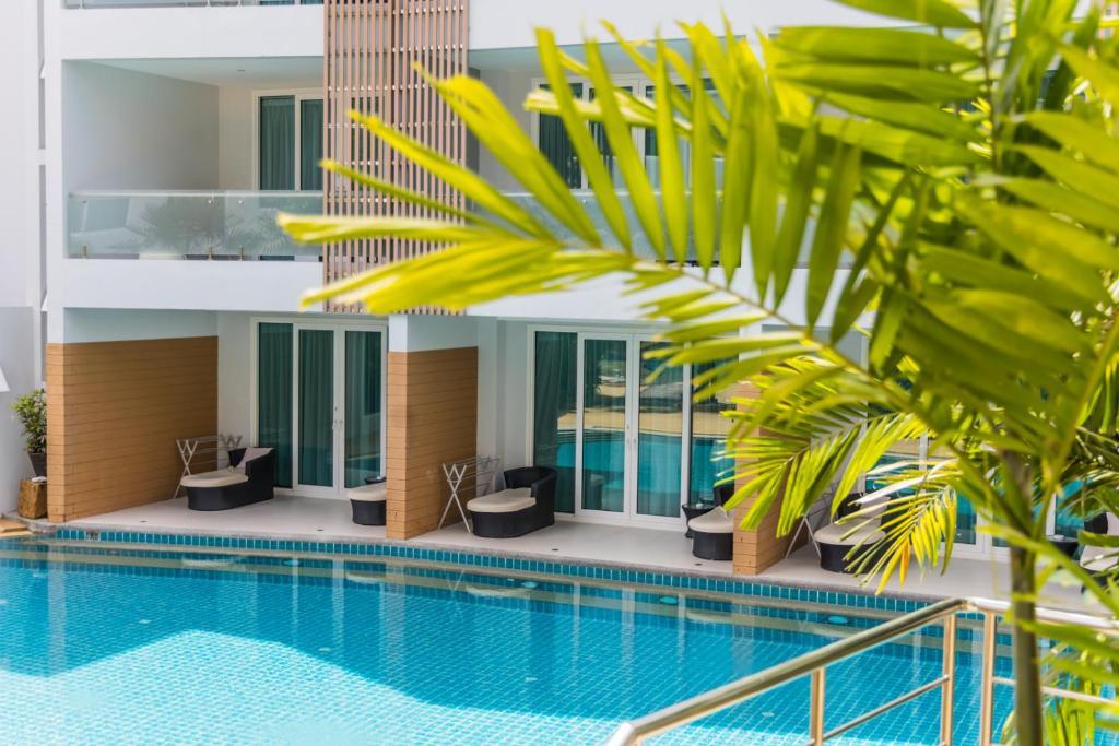 Курортный отель The L Resort Krabi - отзывы Booking