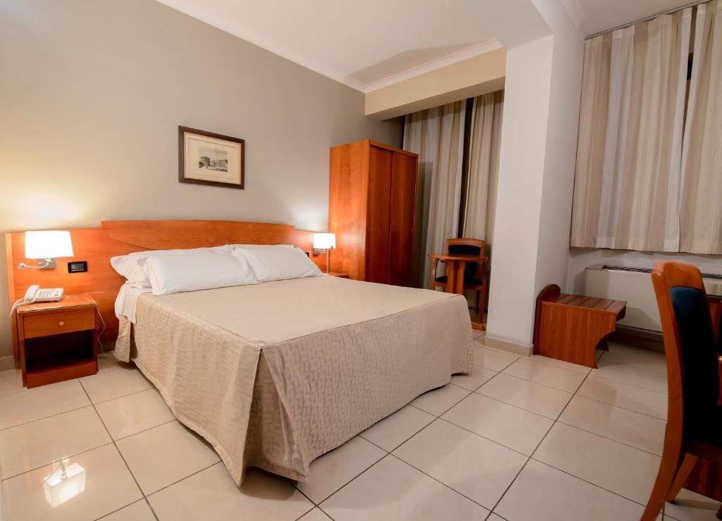 Отель Hotel dei Platani - отзывы Booking