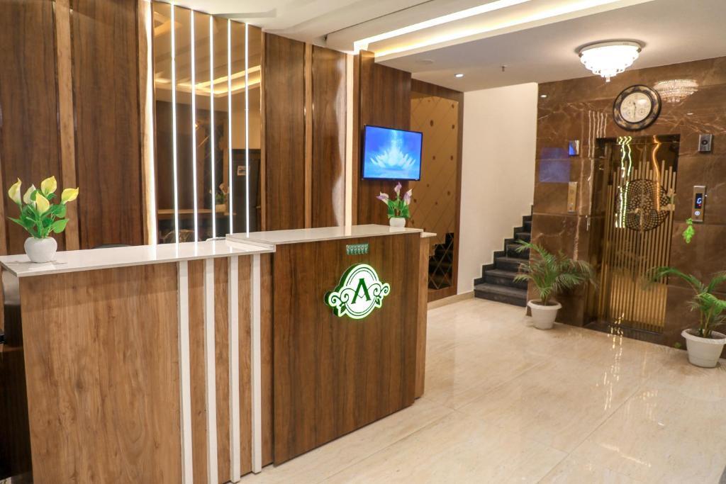 Отель  Отель  Avi Inn Amritsar