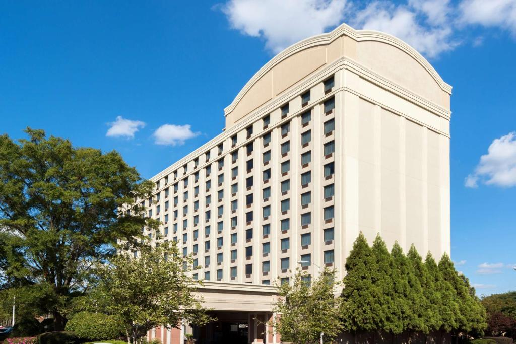 Отель  Отель  Sonesta Atlanta Airport North