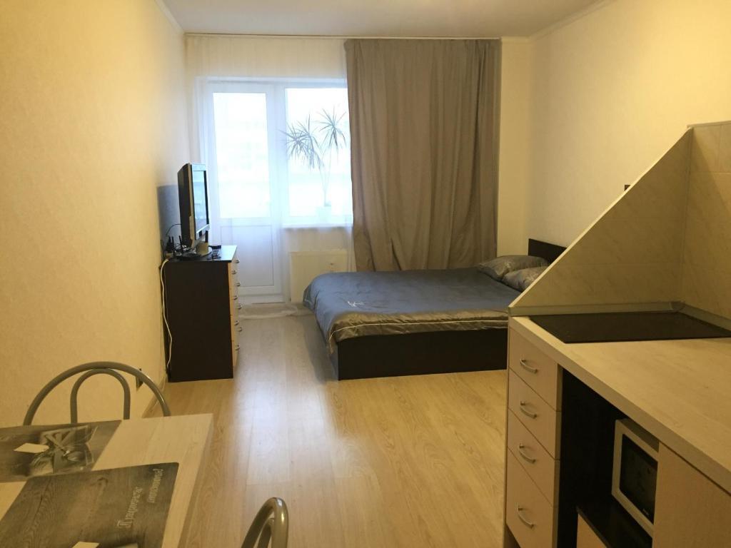 Апартаменты/квартира  Уютная студия в Мурино!  - отзывы Booking