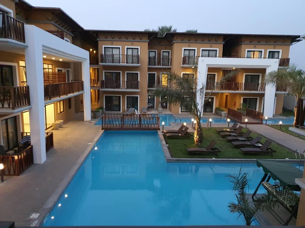 Апартаменты/квартира  Magnifique Appartement Au Coeur De La Senegambia Kololi