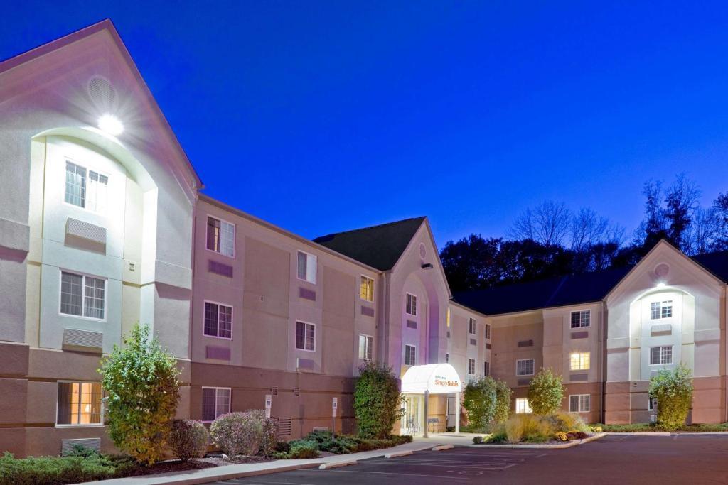 Отель  Sonesta Simply Suites Parsippany Morris Plains  - отзывы Booking