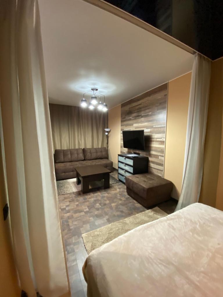 Апартаменты/квартира  Сдаётся квартира в Жилом комплексе Архимед- 1. Дом бизнес класса, со своей охраняемой территорией.  - отзывы Booking