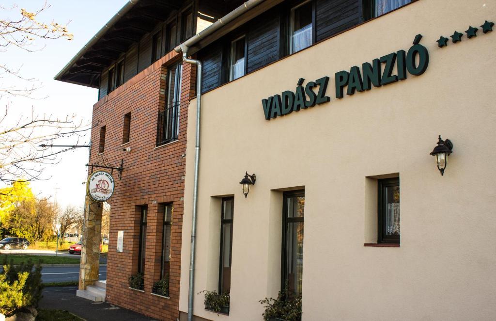 Отель  Vadász Panzió és Étterem  - отзывы Booking