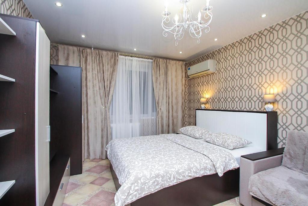 Апартаменты/квартира  Добрый Дом - 1-комнатная квартира с удобной кроватью в центре города