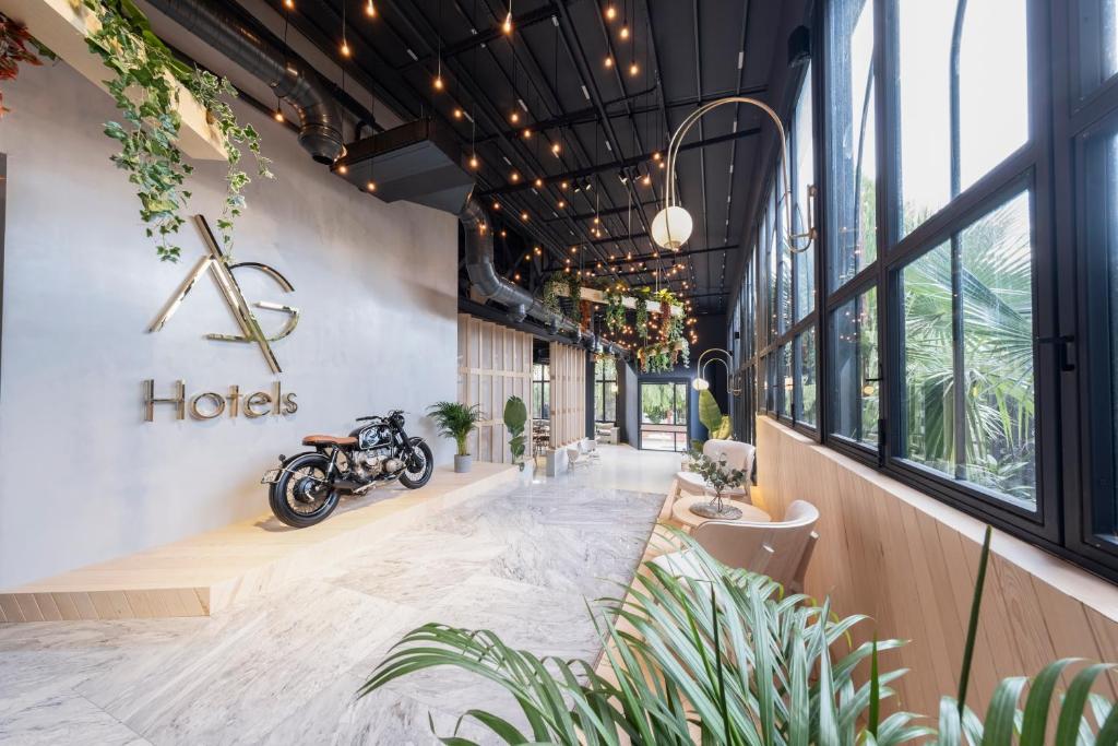 Отель  Отель  AG Hotels Antalya