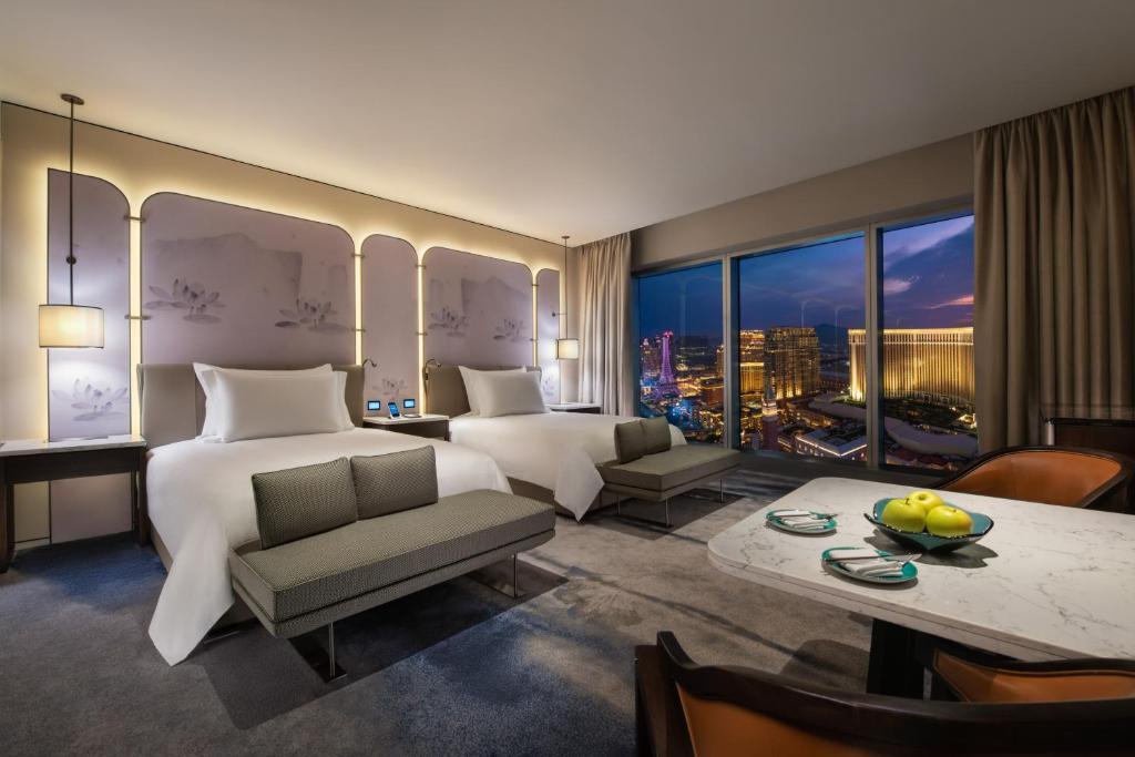 Отель  City of Dreams Macau - Nüwa Macau  - отзывы Booking