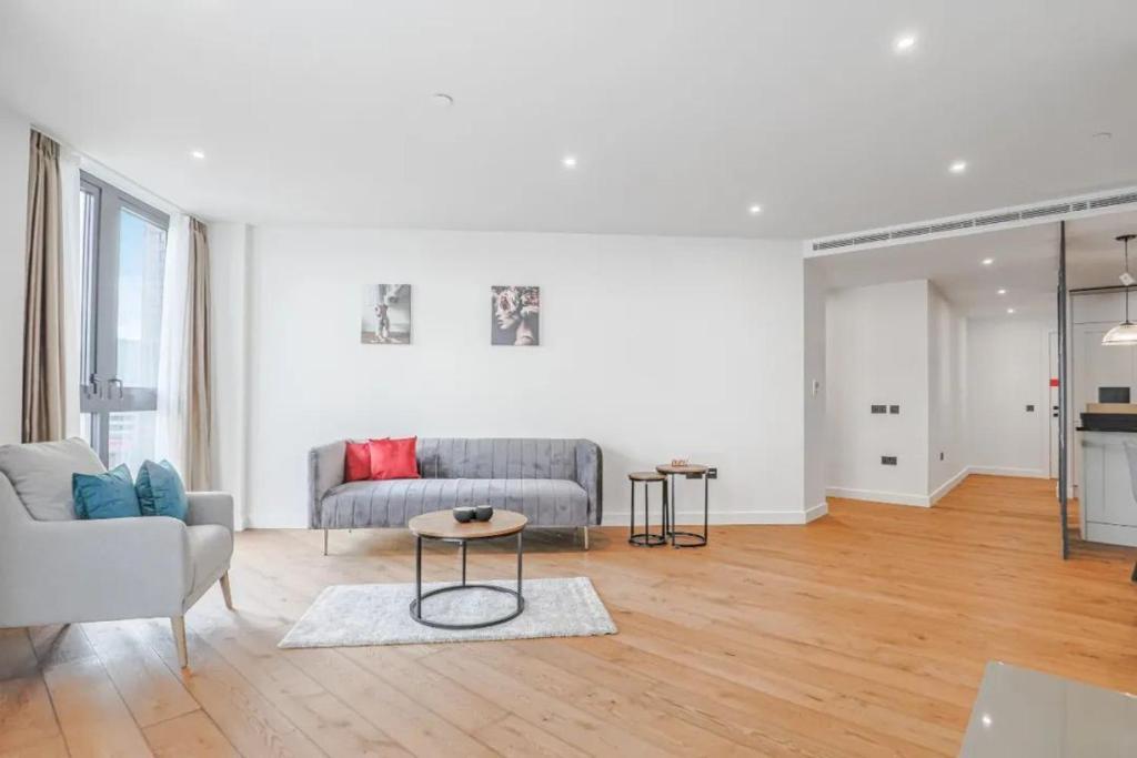 Апартаменты/квартира  Cozy Flat in London dock  - отзывы Booking