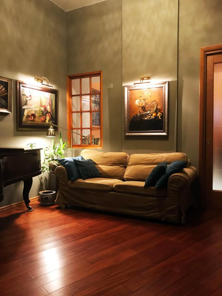 Апартаменты/квартира  Gallery Apartment  - отзывы Booking