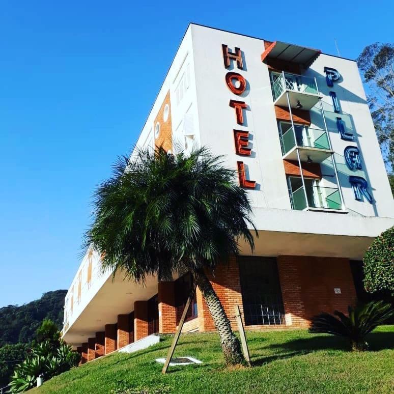 Отель Отель Hotel Estancia Pilar