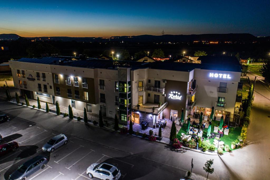 Отель Hotel Rekic - отзывы Booking