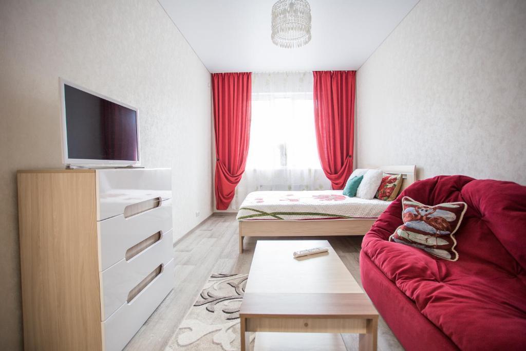 Апартаменты/квартира Энгельса 95 апартаменты - отзывы Booking
