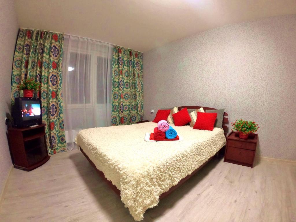Апартаменты/квартира  Уютная 1-комн. квартира в Братеево  - отзывы Booking